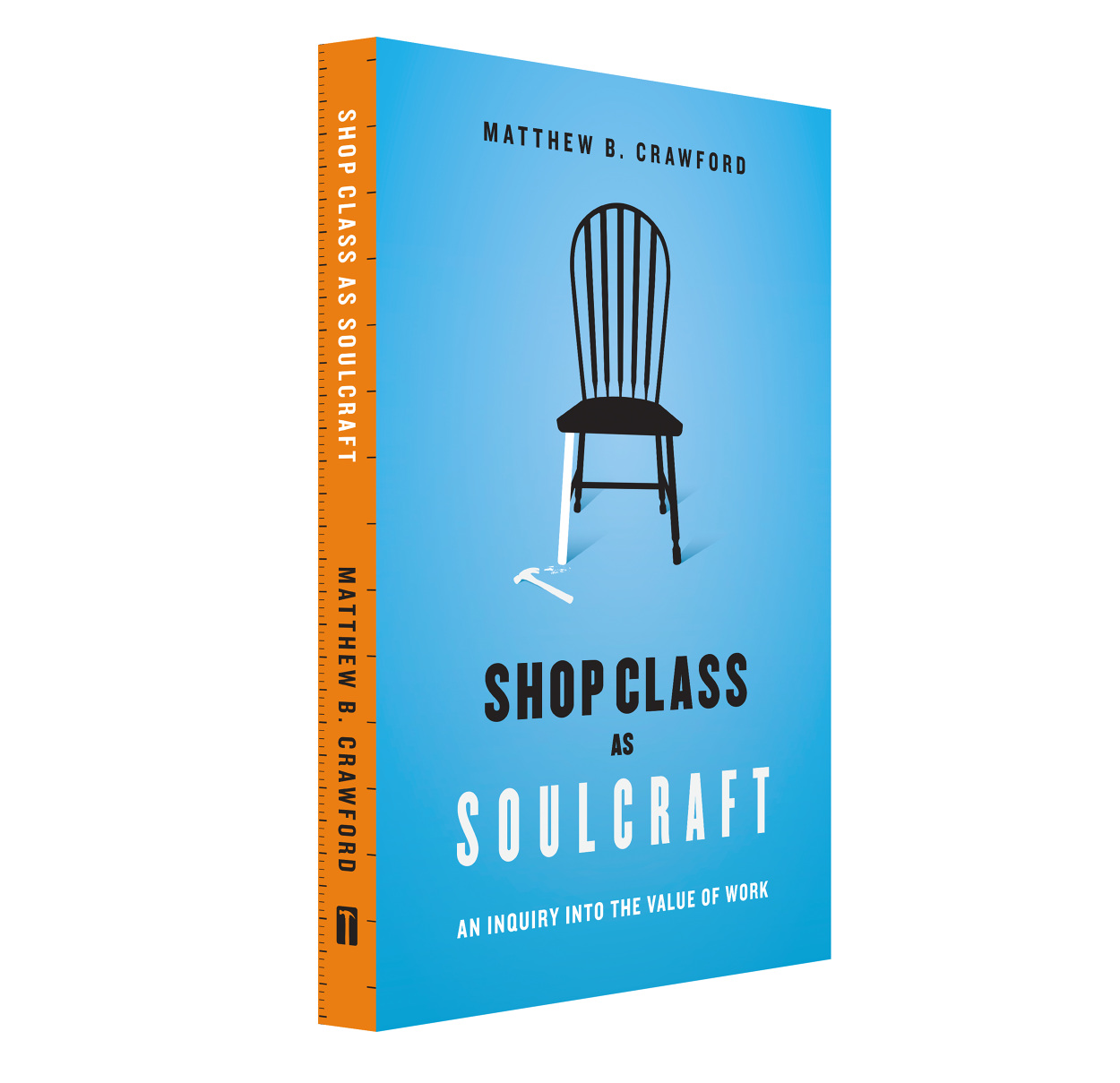 shop class as soulcraft essay The paperback of the shop class as soulcraft: an inquiry into the value of work by matthew  shop class as soulcraft is a beautiful little book about human.
