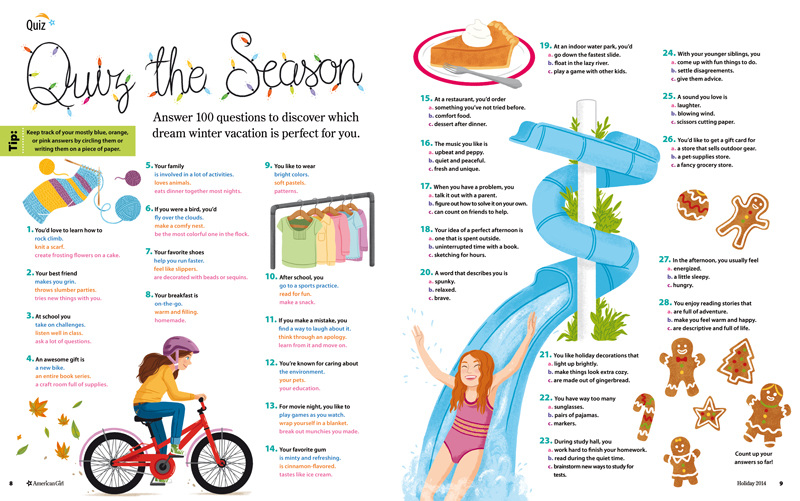how to get illustrations in magazines